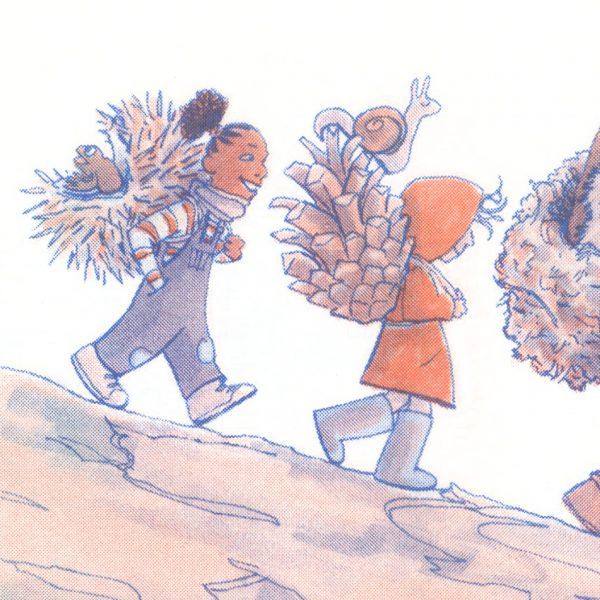 Autumn Parade (detail)