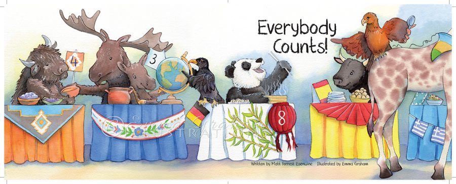 everybody counts title page