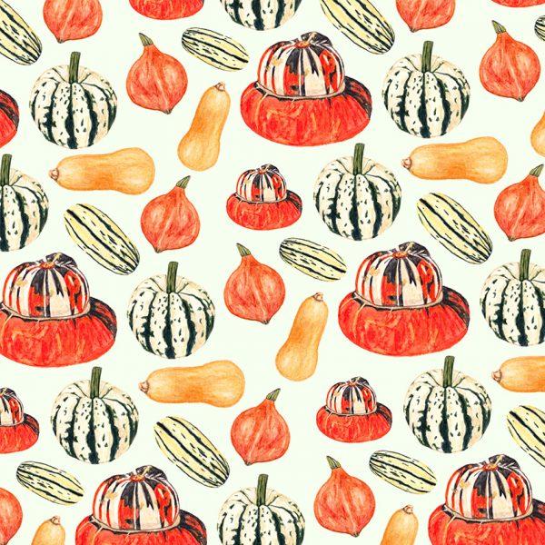 Gourds Pattern