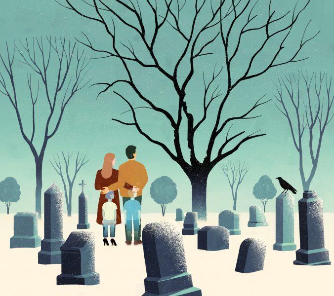 nyt book review - parents death