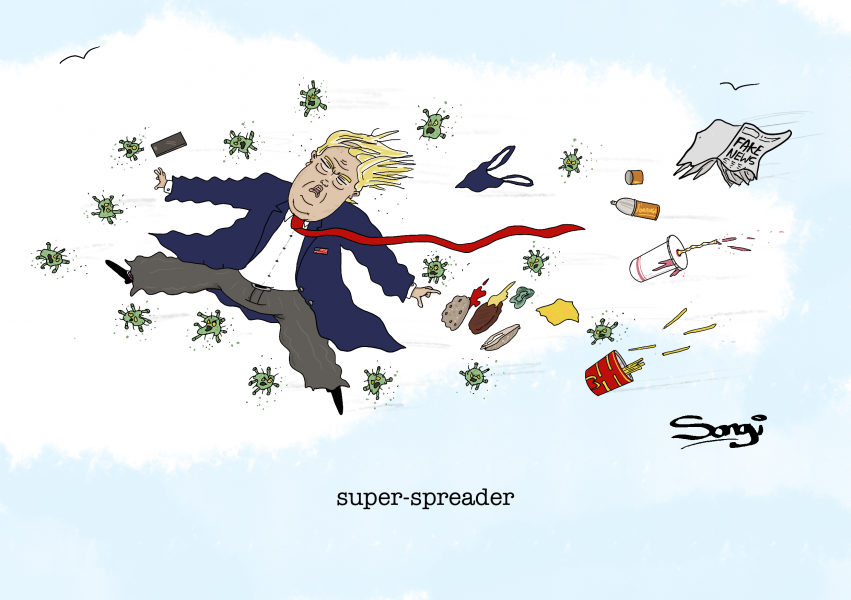 super-spreader