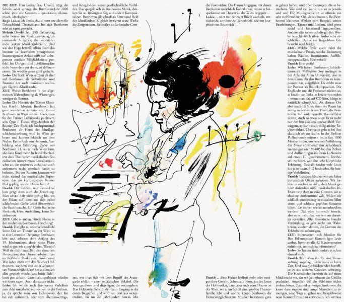 Beethoven Die Zeit