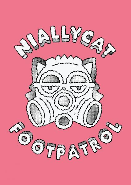 Niallycat x Footpatrol