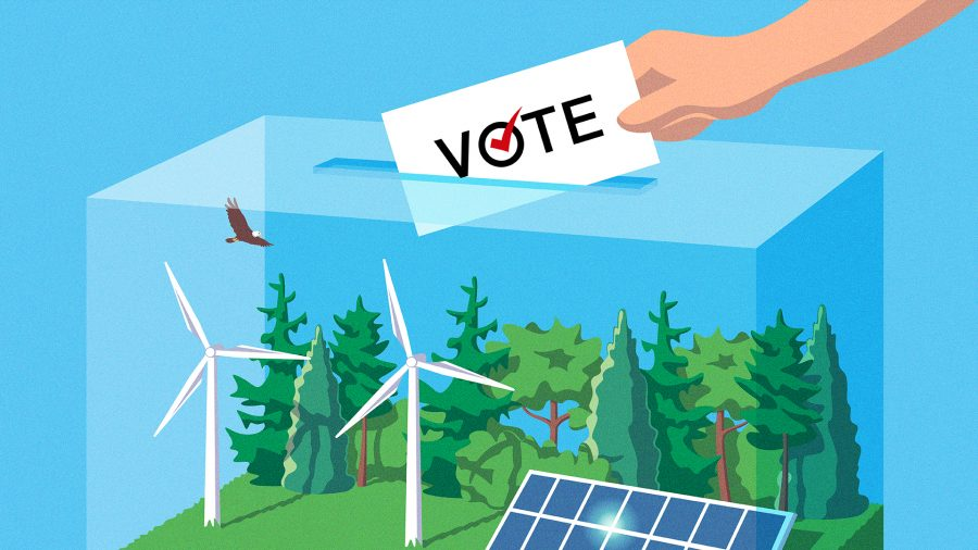 US election - Clean Energy