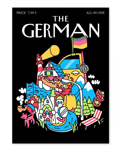 The German Cover (All in One)