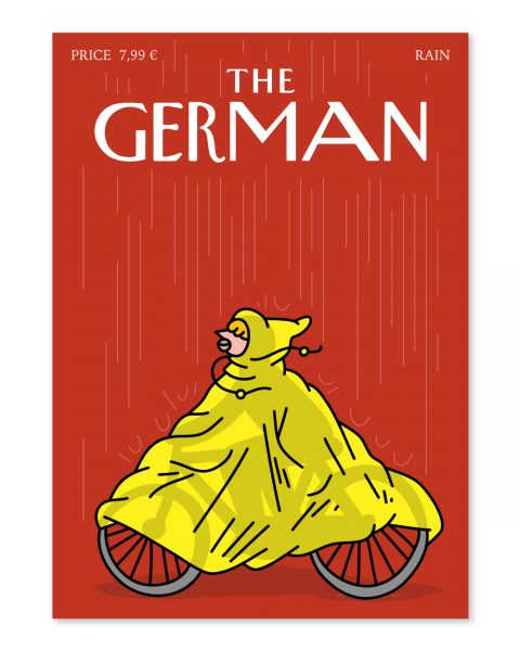 The German Cover (Rain)