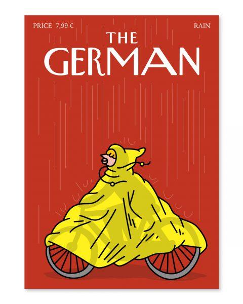 The German Cover (Rain)
