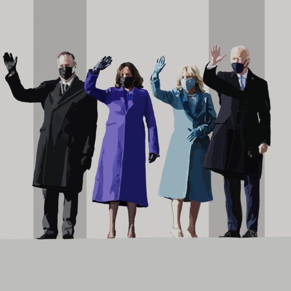 Biden inauguration Instagram