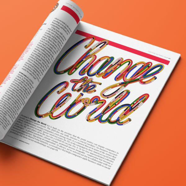 Fortune - Change The World Issue
