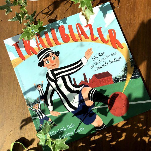 Trailblazer - Lily Parr | Cover