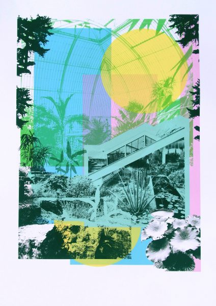 Kew Gardens Screen Print