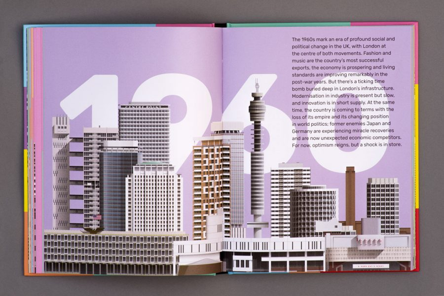Modern London – published in 2018