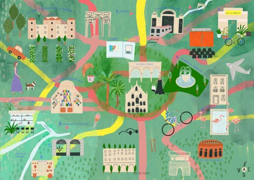 Milano_Map