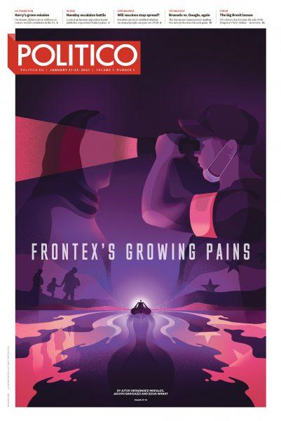 Politico EU: Frontex's Growing Pains