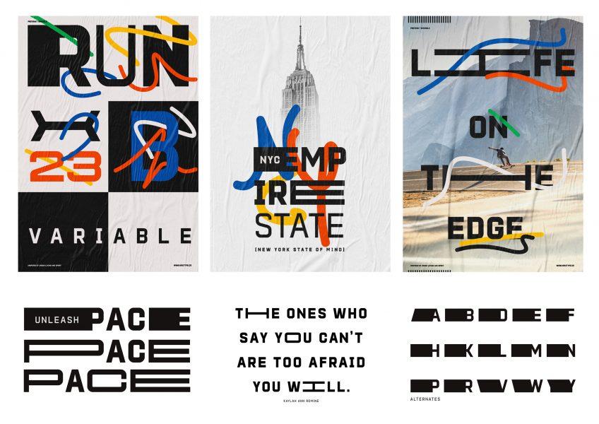Protrakt Variable Typeface