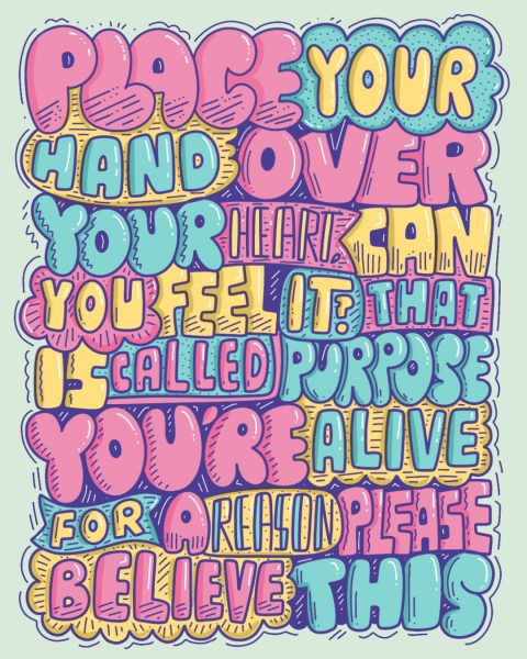 You're Alive Quote
