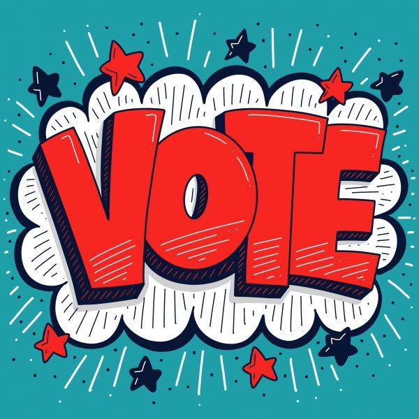 AARP Vote Social Asset