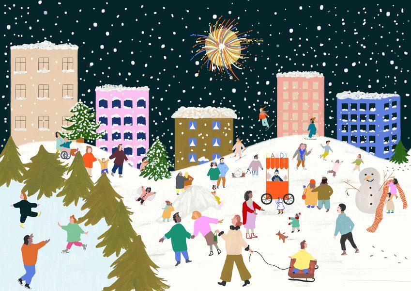 Winter-Town