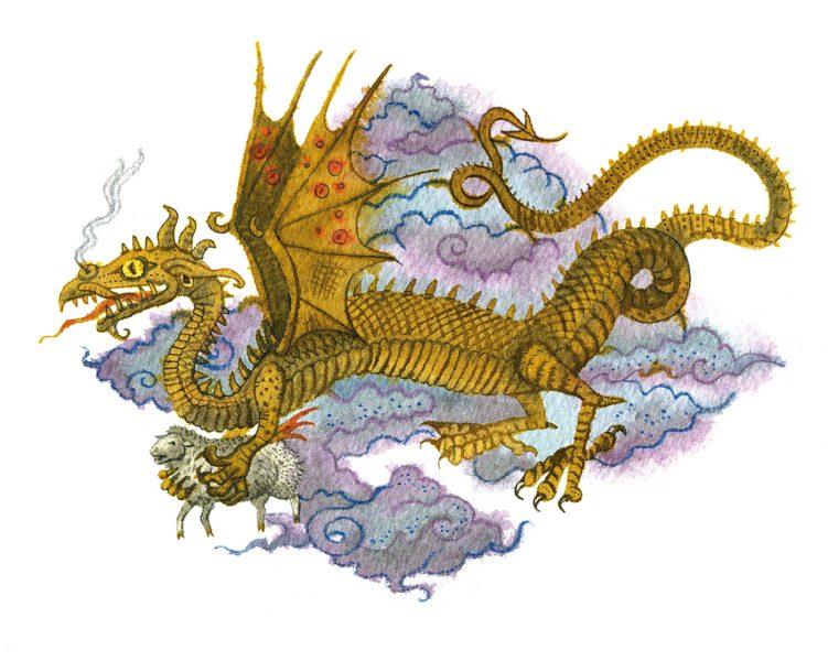 Dragon the Thief