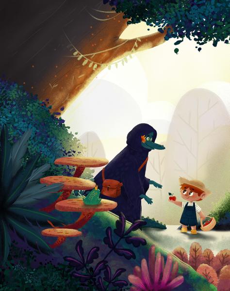 Amazonian Folk Tales - Cuca