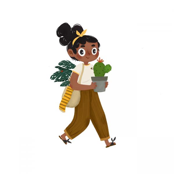 I love plants!