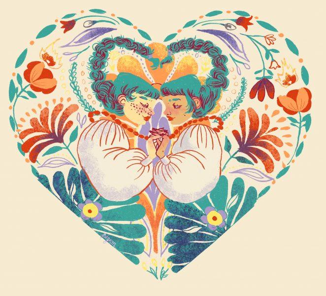 Budding Love
