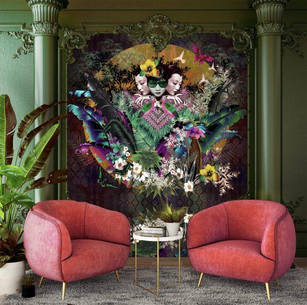 Anna May Wallpaper