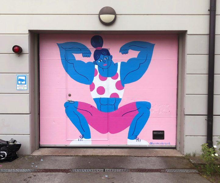 ArtStreetHbg 2020 / Mural