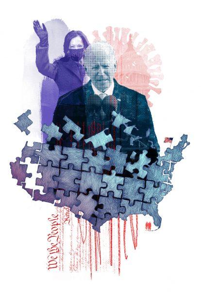 Biden and Harris Biggest Task
