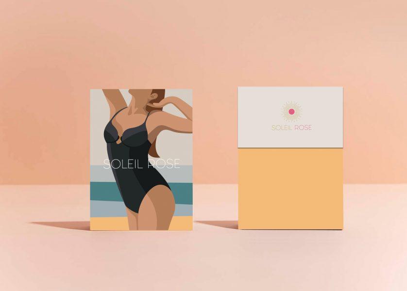 SoleilRose Packaging