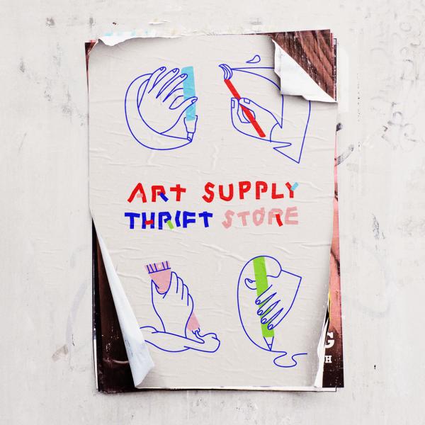 Art Supply Thrift Shop