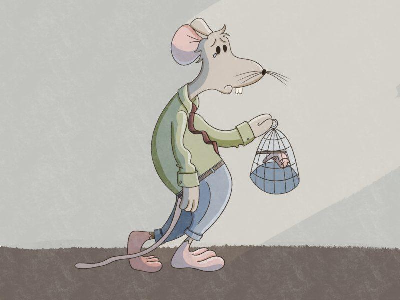 Martin Morose-Mouse