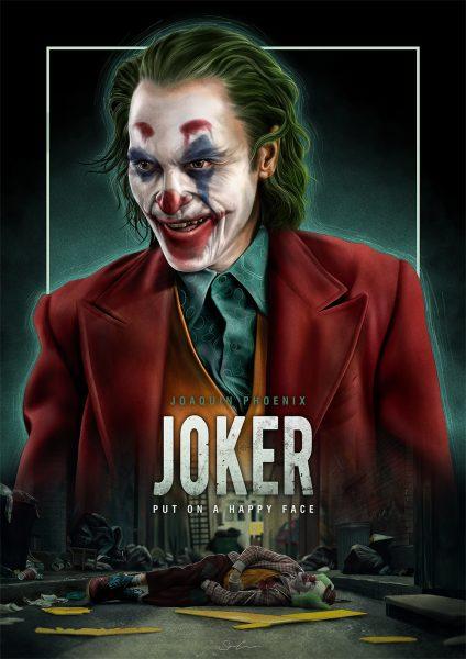 Joker (2019) - Movie Poster