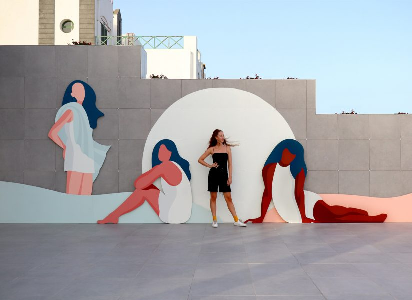 Birth Of Us - Mural