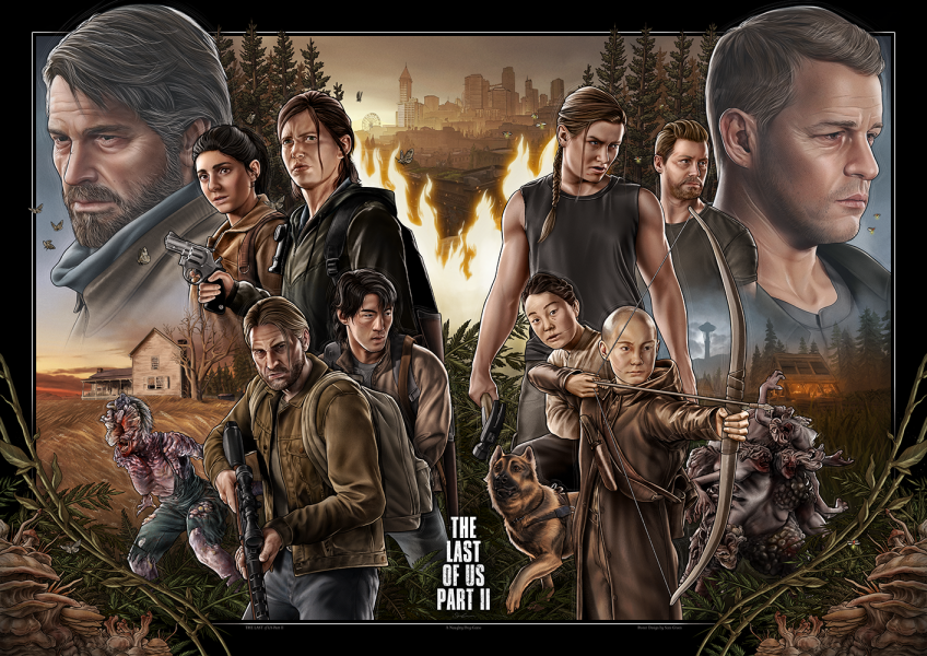 The Last of Us Part II - Poster