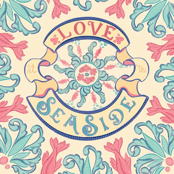Love at the Seaside Tiles