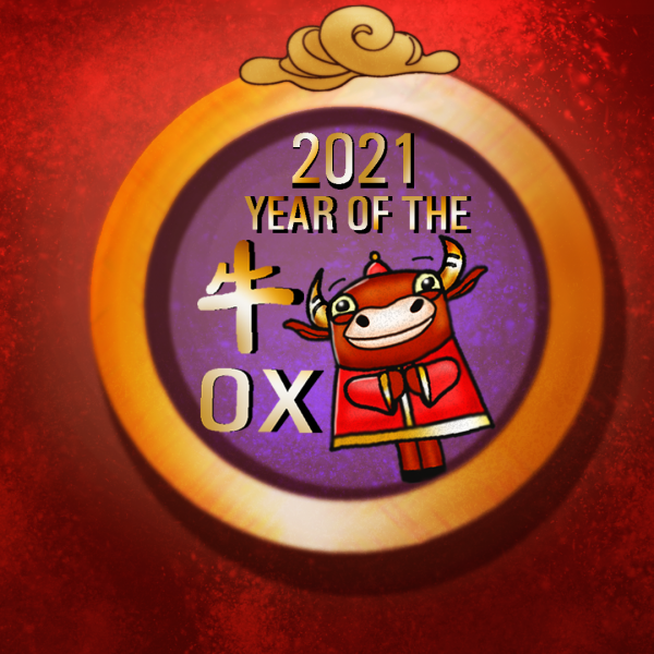 Year of the ox chinese new year