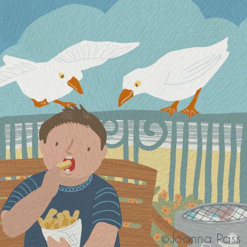 seaside chips