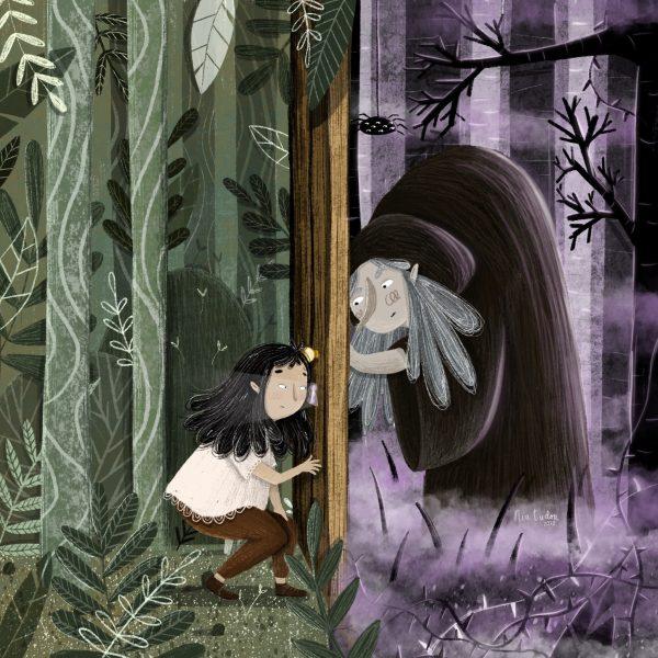 Behind The Forest Door