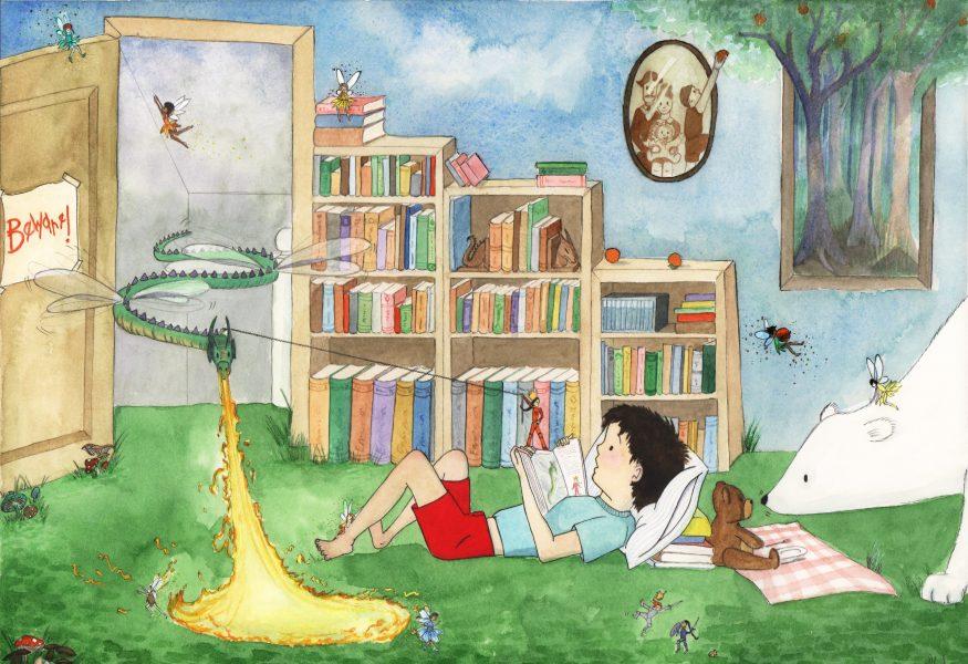 Books alive!