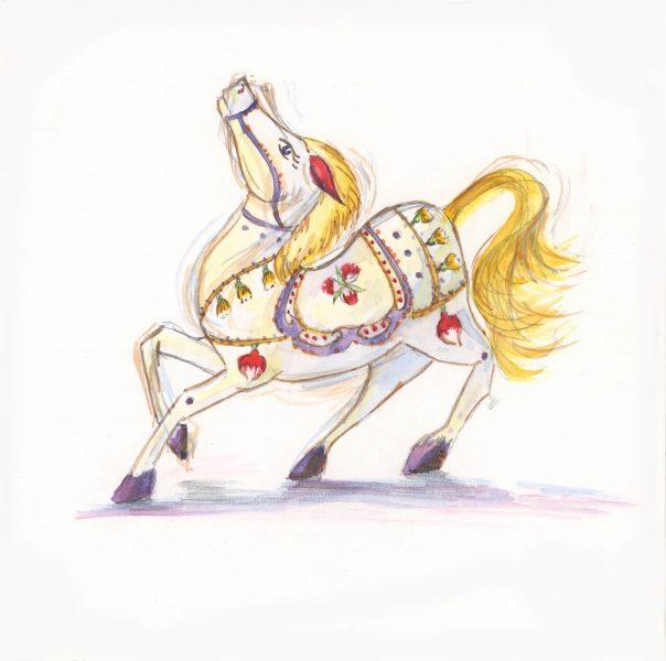 Dutch pony