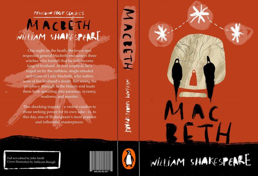 Macbeth Book Jacket