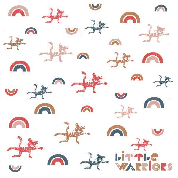 Little_Warriors_Pattern 1
