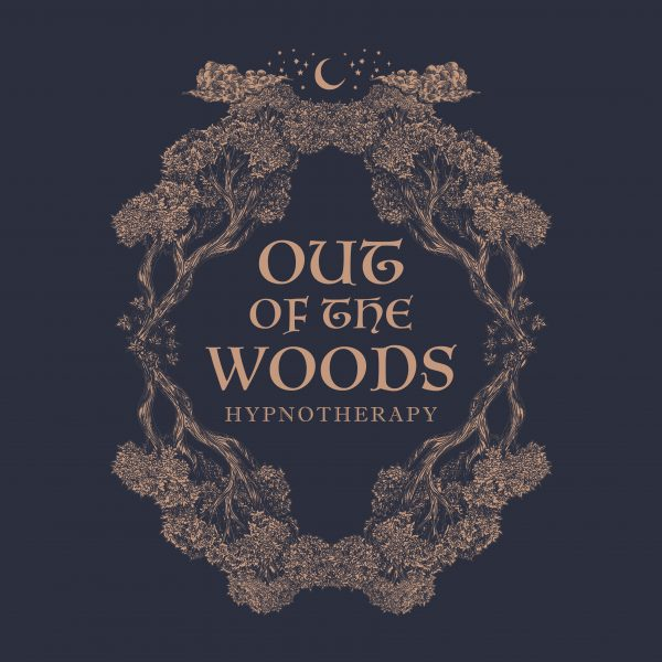 Out of the Woods Hypnotherapy logo