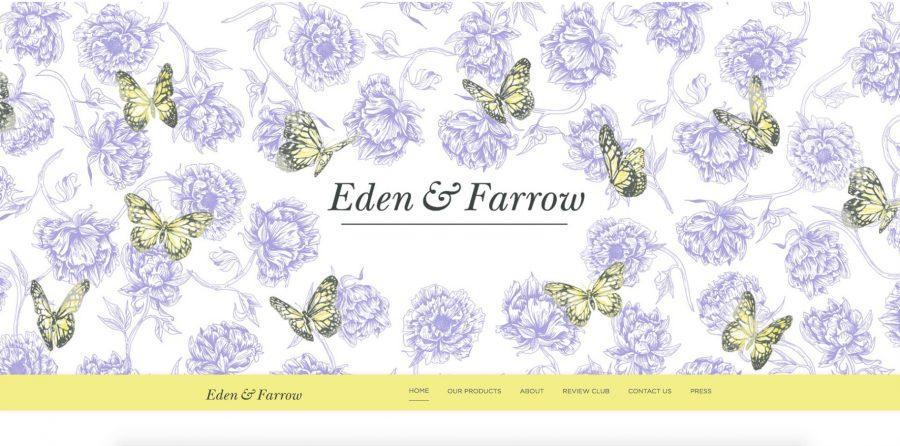 Eden and Farrow Branding