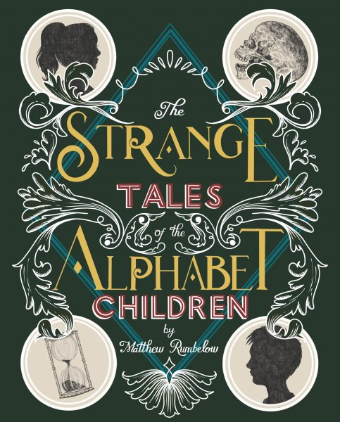 Strange Tales of the Alphabet Children Cover