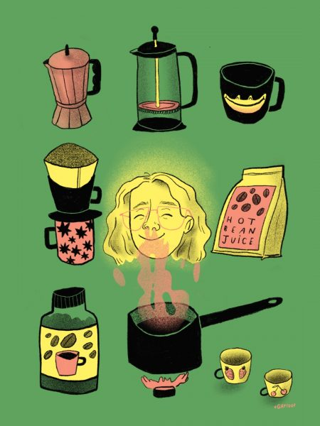 Hot Bean Juice