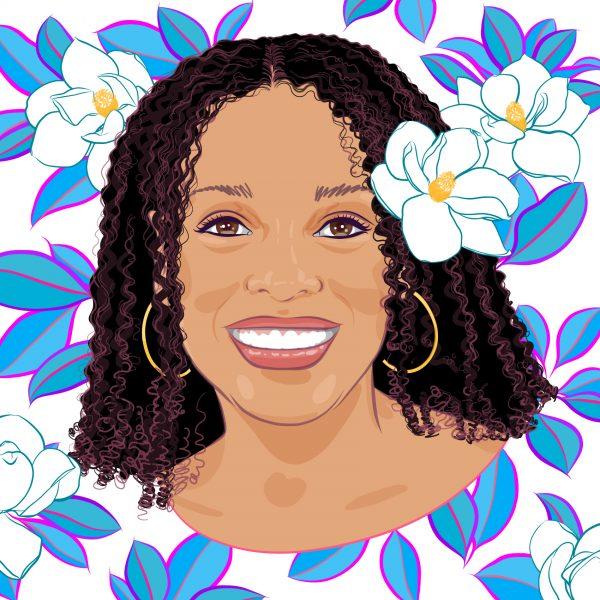 Portrait of Jesmyn Ward
