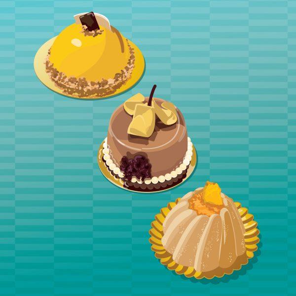 Desserts of Brooklyn: Patisserie