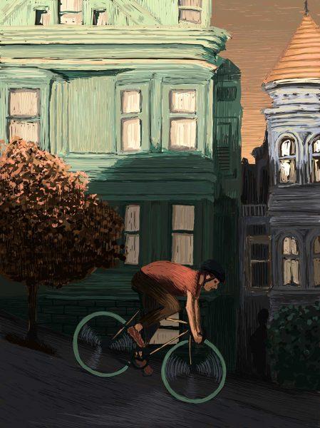 san franciso bike ride
